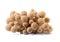 Stock Image : Brown beech mushroom  on white background