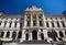 Stock Image : Bucharest - National Bank of Romania