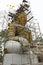 Stock Image : Buddha Construction