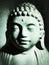 Stock Image : Buddha Face
