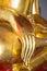 Stock Image : Buddha hand.