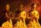 Stock Image : Buddha statue, Bangkok Thailand