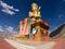 Stock Image : Buddha statue in Nubra valley
