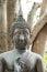 Stock Image : Buddha statue in Seema Malaka Temple in Colombo, Sri Lanka