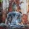 Stock Image : Buddha statue[Wat Mahathat ]