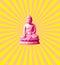 Stock Image : Buddha 1