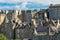 Stock Image : Buildings in Edinburgh