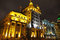 Stock Image : The bund of Shanghai at night