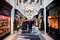 Stock Image : The Burlington Arcade in London