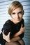 Stock Image : Business woman portrait