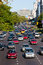 Stock Image : Busy Daytime Traffic Buenos Aires