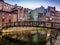 Stock Image : Bydgoszcz Canal