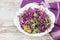 Stock Image : Cabbage salad