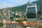Stock Image : Cable car in the city of Ordu