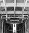 Stock Image : Cable macine