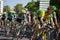 Stock Image : Caja Rural Team - Spain Vuelta 2014 Stage 2
