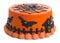 Stock Image : Cake. ice cream cake on background