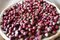 Stock Image : Cake with wild strawberries