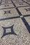 Stock Image : Calcada Portuguesa, Portuguese Pavement