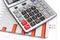 Stock Image : Calculator
