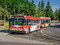 Stock Image : Calgary transit bus