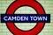 Stock Image : Camden town