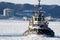 Stock Image : Canadian tug