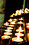 Stock Image : Candles inside church