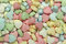 Stock Image : Candy background