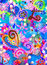 Stock Image : Canvas background