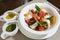 Stock Image : Caprese salad