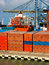 Stock Image : Cargo Container Ship