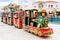 Stock Image : Carnival train