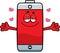 Stock Image : Cartoon Battery Hug