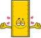 Stock Image : Cartoon Ruler Hug