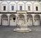 Stock Image : Castel Sant Elmo in Naples in Italy