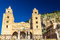 Stock Image : The Cathedral-Basilica of Cefalu