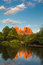Stock Image : Cathedral Rock Sedona AZ