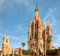 Stock Image : Cathedral of San Miguel de Allende in Mexico