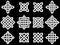 Stock Image : Celtic knots