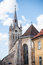 Stock Image : Cesis, St. John's Church, Latvia