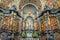 Stock Image : Chapel of Nuestra Senora de la Evangelizacion in Lima Cathedral, Peru