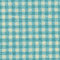 Stock Image : Checkered blue woven fabric texture