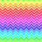 Stock Image : Chevron rainbow colored seamless pattern