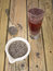 Chia seeds and chia drink