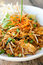Stock Image : Chicken Pad Thai