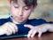 Stock Image : Child writing