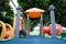 Stock Image : Children Park Toys