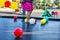 Stock Image :  2 children playground
