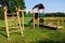 Stock Image : Children playground